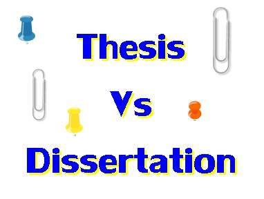 How to Prepare a Successful Dissertation Proposal Defense